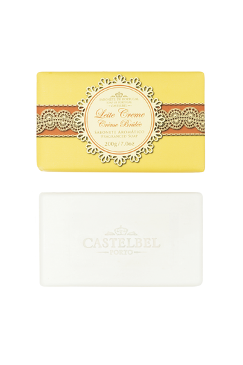 Сапун Castelbel Limited Edition Gourmet Creme Brulee 200 г